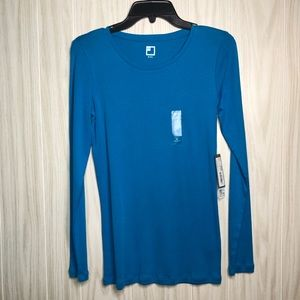 JCP Jcpenny Long sleeve Shirt Size M